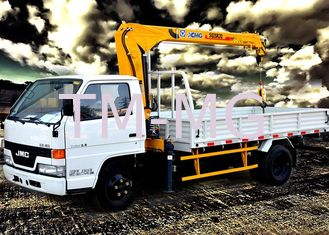 XCMG SQ5SK2Q 5T Telescopic Truck Mounted Crane